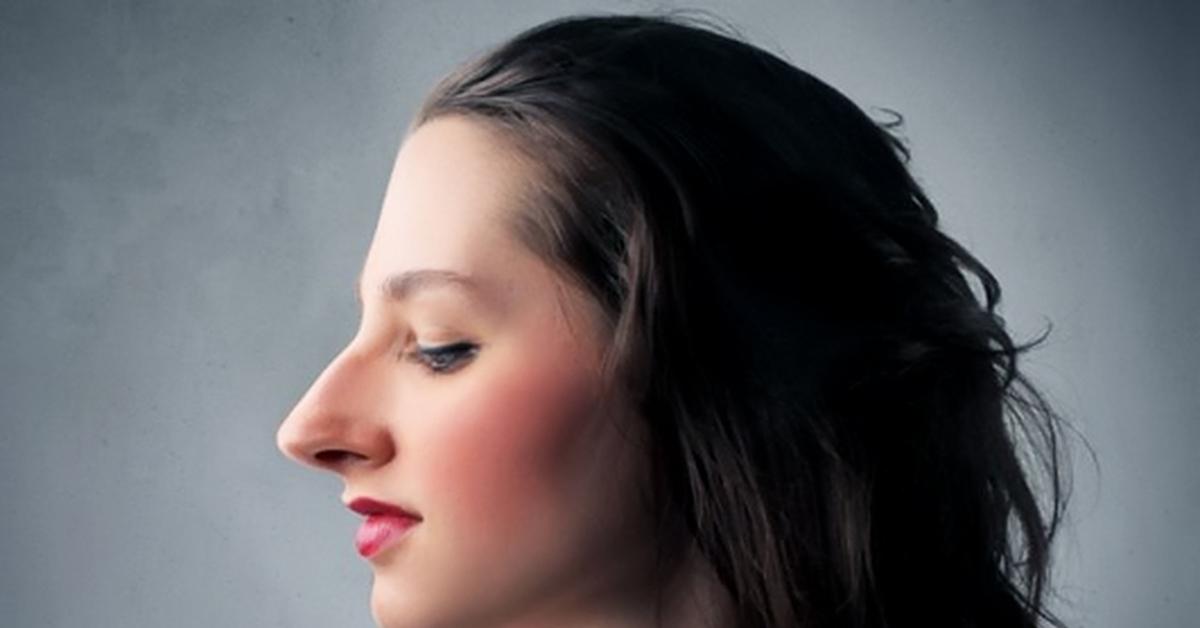 Длинный нос секс