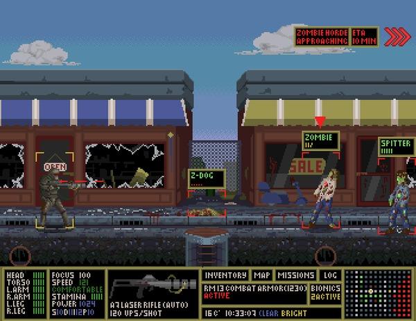 Катаклизм: Смутное время Pixel Art, Pixelgif, Анимация, Cataclysm, Зомби, Апокалипсис, Моё, Гифка, Coub