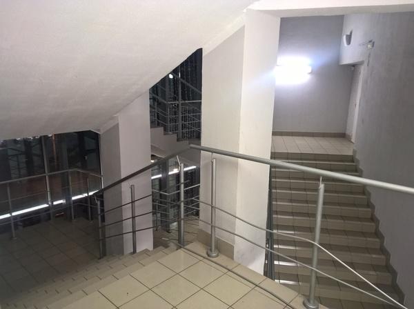 Она существует! Лестница Пенроуза. Лестница пенроуза, Выхода нет