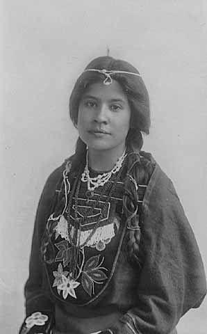 фото женщины индейцы