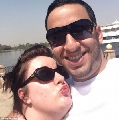Египтянин бросил британскую жену сразу после получения визы Египет, Курортный роман, Британия в шоке