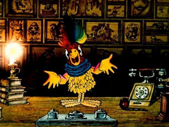 Рассказывал котоламповые истории ещё тогда, когда они были попугаесвечными.