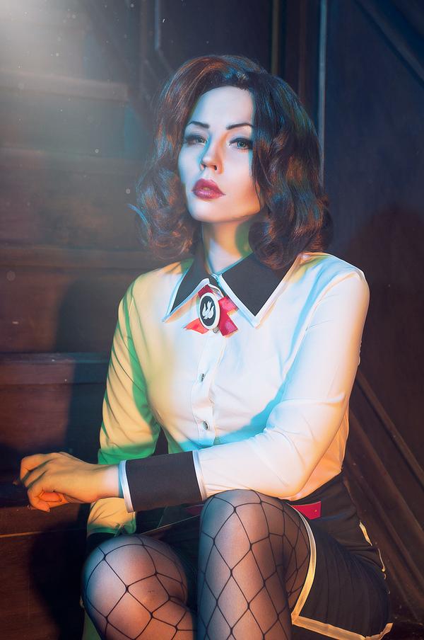 Elizabeth Comstock. Bioshock Infinite: Burial at Sea Косплей, BioShock, Игры, Геймеры, Geeks, Geek girl, Девушки