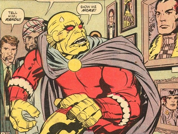 Знакомство с комиксами: The Demon #8 Супергерои, Dc comics, Демон, Комиксы-Канон, Длиннопост, Антигерои