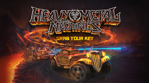 Раздача Heavy Metal Machines Steam халява, Alienwarearena, Ключи Steam, Steam