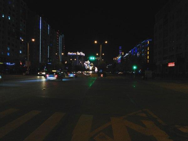 Китай Китай, Ночь, Фотография, Моё, Город, Ночной город, Длиннопост