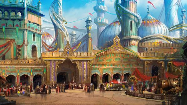 Иллюстрации Magic: the Gathering Kaladesh Magic the gathering, Magic: The Gathering, Kaladesh, Длиннопост
