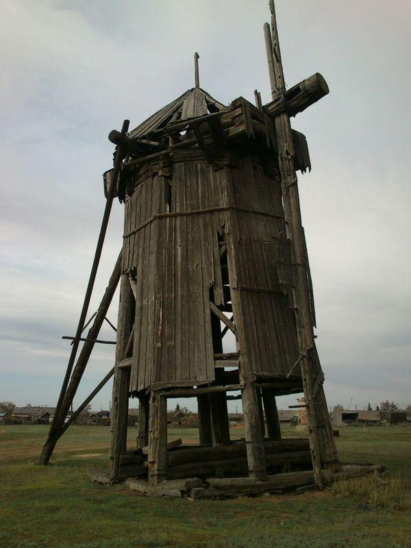 Старая мельница алтай, алтайский край, старина, длиннопост