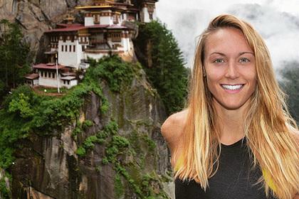 Туристка посетила 180 стран за 15 месяцев Путешествия, Спосноры, Новости, Медведь знает