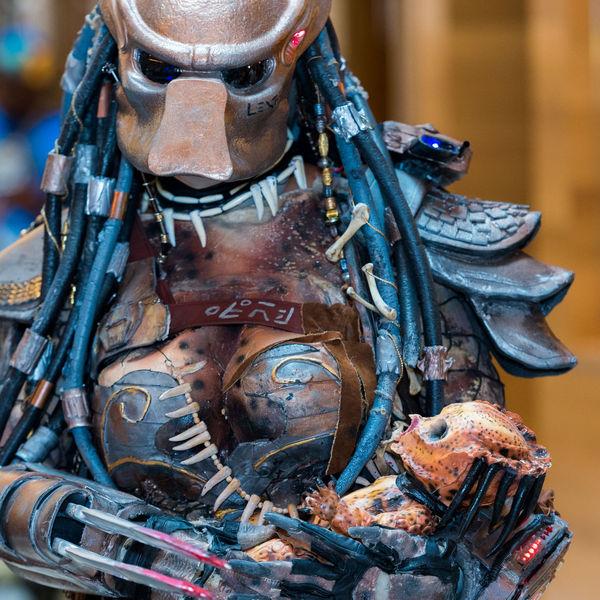 Dragon Con 2016 Косплей, Длиннопост, Star wars, Mass effect, 300 спартанцев, Power rangers, Битлджус