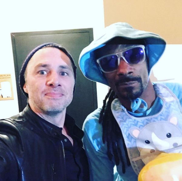 Ординатор Снуп Дог Клиника, Jd, Snoop dogg