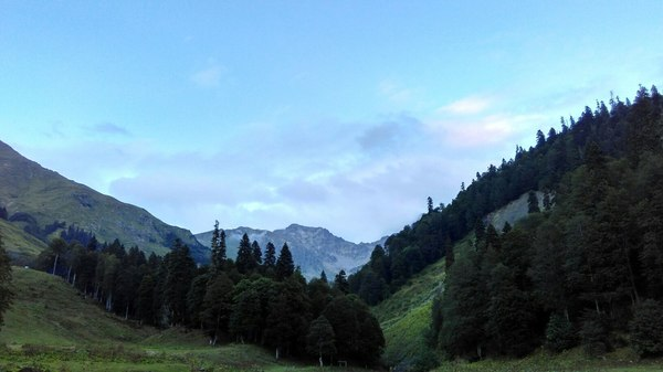 Поехали завтра в Абхазию... Абхазия, Путешествия, Дикие условия, Природа, Озеро Мзы, Длиннопост, Озеро Рица