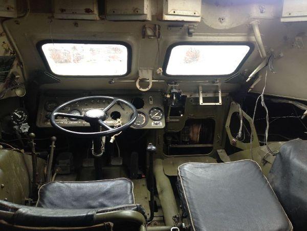 Салон брдм-2 до и после работ atv, брдм-2, военный вездеход, вездеход