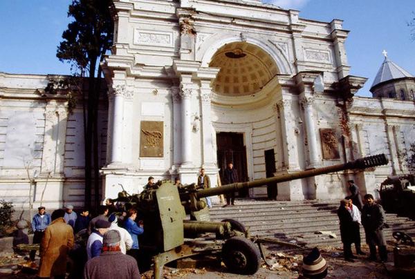 Война в Тбилиси (длиннопост). Война, Грузия, 1991, Тбилиси, история, длиннопост