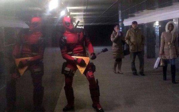 Deadpool в России