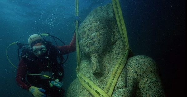 Подводные города, которые обнаружили за последнее время Подводный город, Атлантида, Загадка, Длиннопост