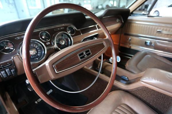 1968 Shelby GT 500 Авто, Ретро, Shelby, Muscle car, Длиннопост