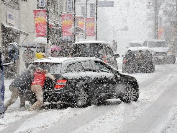 Первый день, когда все автомобилисты соблюдают скоростной режим!
