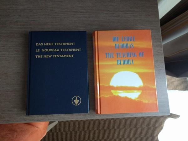Нетипичная Европа Отель, Книги, Буддизм, Германия