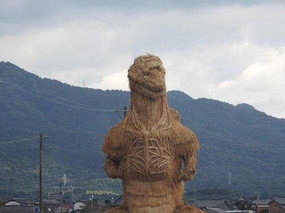 Мы просили их просто скосить сено... Японский интернет, Япония, Годзилла, Фото, Длиннопост