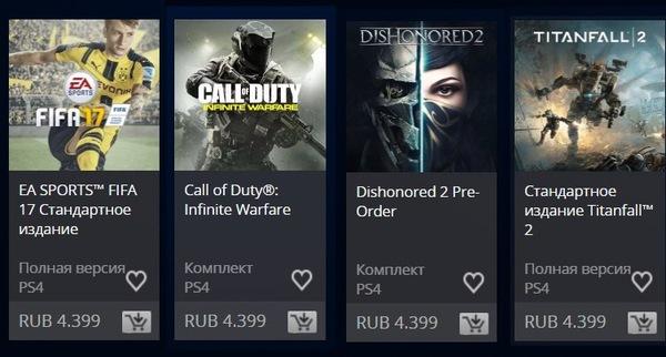 Поднятие цен в psn PSN, Игры, Рост цен