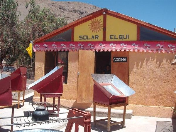 Солнечный ресторанчик Солнце, Ресторан, Экология, Чили, Длиннопост, ЭкоСфера, Зеленая энергия