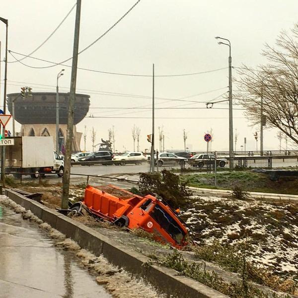 В Татарстане климатическое ЧП Погода, Татарстан, Длиннопост