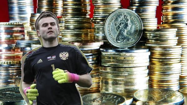 За одного Акинфеева можно купить две сборные Катара lifenews, Россия, Сборная России по футболу, футбол, Россия-Катар, длиннопост