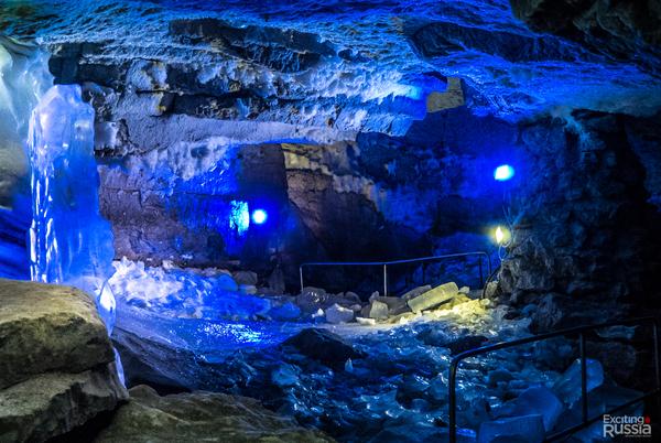 Кунгурская ледяная пещера. Самая известная пещера Пермского края. Часть 1. Пещера, Кунгур, Кунгурская ледяная пещера, Пермь, Пермский край, Длиннопост