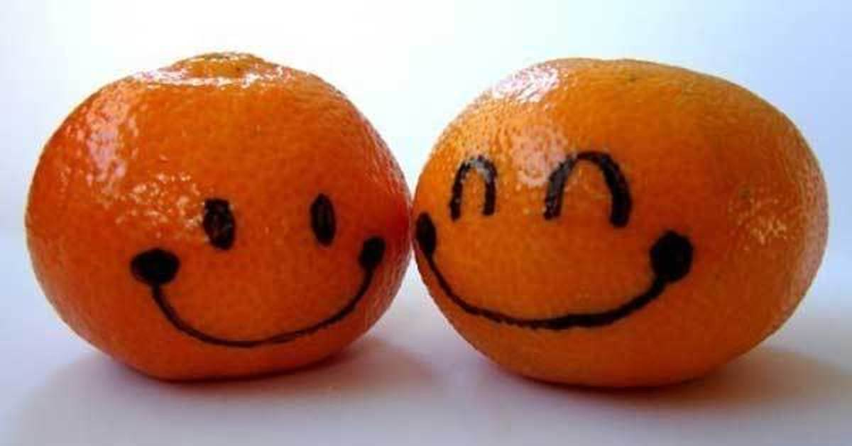 Прикольные картинки с мандаринами, днем рождения