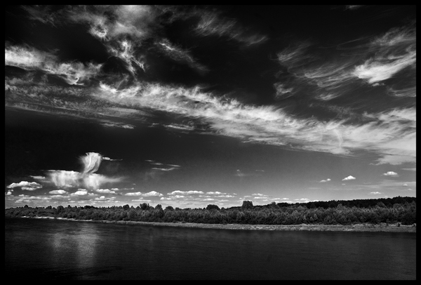 Пейзаж Фото, Пейзаж, Черно-Белое