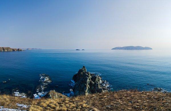 Морское Приморье Владивосток, Море, Фото, Интересное, Длиннопост
