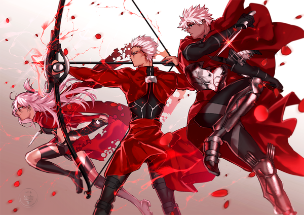 Red Сapes