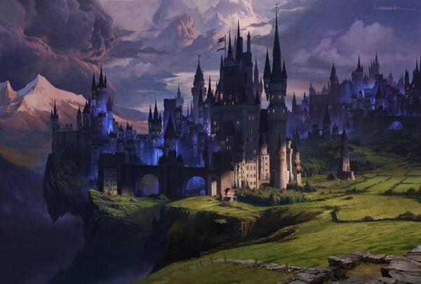 Атра замок