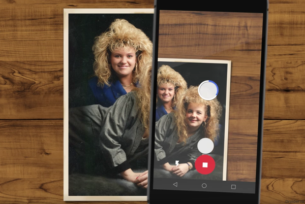 Компания Google выпустила бесплатное приложение PhotoScan, которым оцифровать бумажную фотографию легче легкого. Google, Фото, Приложение, Видео, Технологии, Android, IOS