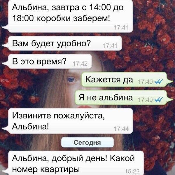 В одно ухо влетело... Альбина, Плохая память, ВКонтакте