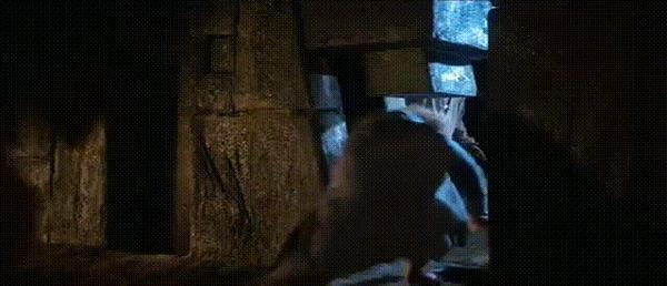 Индиана Джонс и Храм судьбы Индиана Джонс, Indiana Jones, храм судьбы, Харрисон Форд, Фильмы, Боевики, факты, гифка, длиннопост