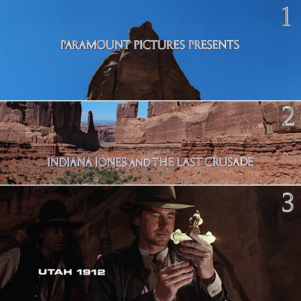 Индиана Джонс и Последний крестовый поход Индиана Джонс, Indiana Jones, Последний крестовый поход, Харрисон Форд, Фильмы, Боевики, факты, длиннопост