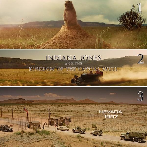 Индиана Джонс и Королевство хрустального черепа Индиана Джонс, Indiana Jones, Харрисон Форд, Фильмы, Боевики, факты, длиннопост