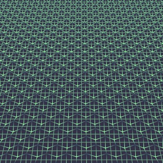 Крутые зацикленные GIF от Shonk, часть 2 Гифка, Зациклено, Clayton Shonkwiler, Длиннопост, Математика, Минимализм, Абстракция, Залипалка