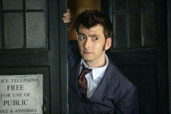 Внезапно Доктор кто, ВОЗ