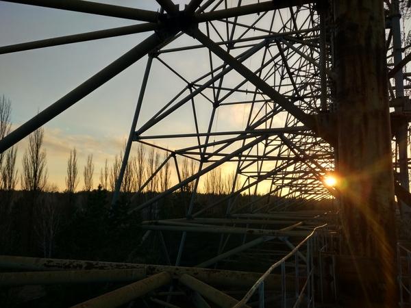 ЗГРЛС Дуга-1 Згрлс, Дуга-1, Чернобыль, Длиннопост
