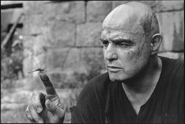 """Марлон Брандо: съемки """"Апокалипсис сегодня"""" (1976)"""