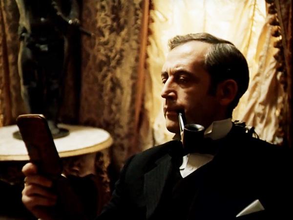 Это элементарно, Ватсон! кадр из фильма, Шерлок Холмс, пасхалка, википедия, пророчество