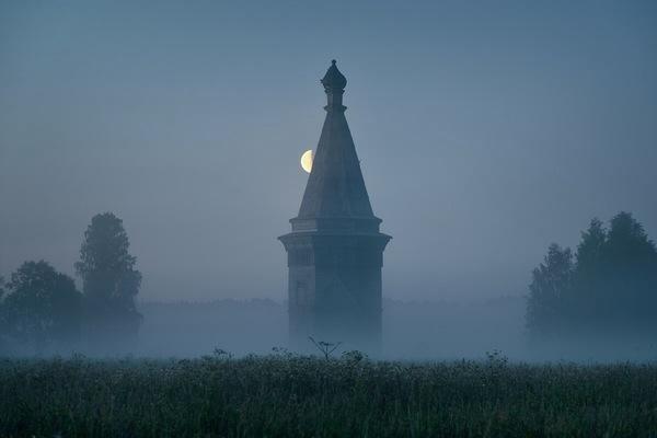 Добрых снов. Фотография, Россия, Архангельская область