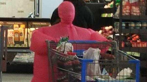 Просто посетители Walmart. Walmart, Люди, Чудаки, Длиннопост
