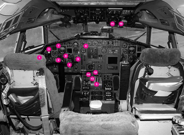 На случай, если нужно будет сажать Ту-154 самому. Самолет, Инструкция, Ту-154, На всякий случай, Мало ли, А вдруг, Длиннопост
