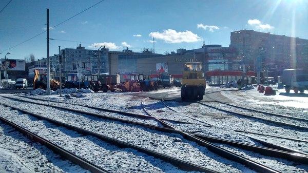 Харьков принимает эстафету