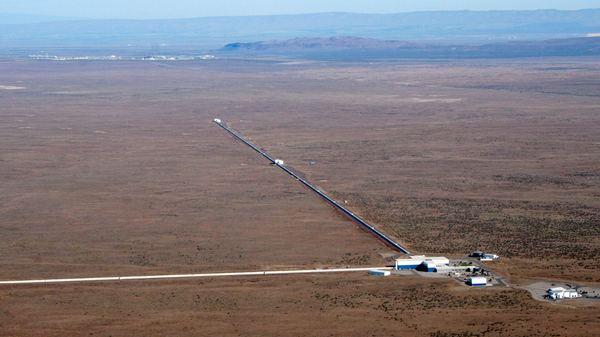 LIGO снова на охоте LIGO, Гравитация, Новости, Science Lite