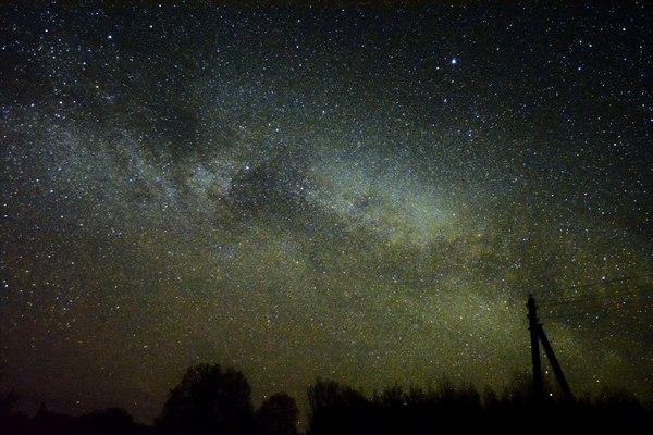 Млечный путь фото, звёзды, млечный путь, nikon, Небо